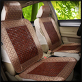 Tampa de assento do carro de bambu 01