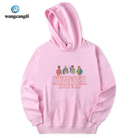 2018 New Stranger Things Hoodies Men Women Fashion Style High Quality Women Hoodie And Sweatshirts Stranger