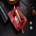 BRG Многофункциональный Бумажник pu Чехол Для Samsung GalaxyS7 Случай 2 в 1 Магнитные Zip Бумажник Телефон Случае С Слот Для Карт Памяти Мобильного Телефона мешок
