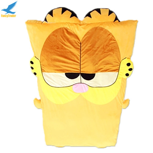 Fancytrader  Anime Garfield Beanbag Soft Giant Plush Cat Bed Carpet Tatami Sofa Sleeping Bed Nice Gift FT90904 (6)