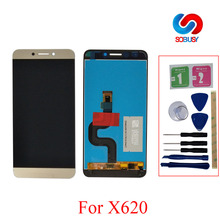 Тела ЖК-дисплей Дисплей для LeTV LeEco Le 2 Pro S3 X626 X526 X527 X520 X522 X620 5,5 «ЖК-дисплей Сенсорный экран планшета в сборе заменить Запчасти