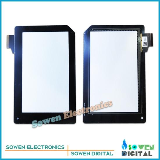Para acer iconia tab b1-a71 1 b1 a71 7 ''tela de toque digitador toque painel touchscreen, melhor qualidade