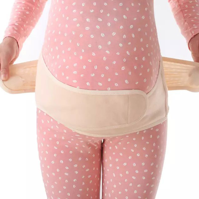 2016 Dual Purpose Gravid Postpartum Korsett Belly Belt Maternity Graviditet Support Belly Band Prenatal Care Athletic Bandage