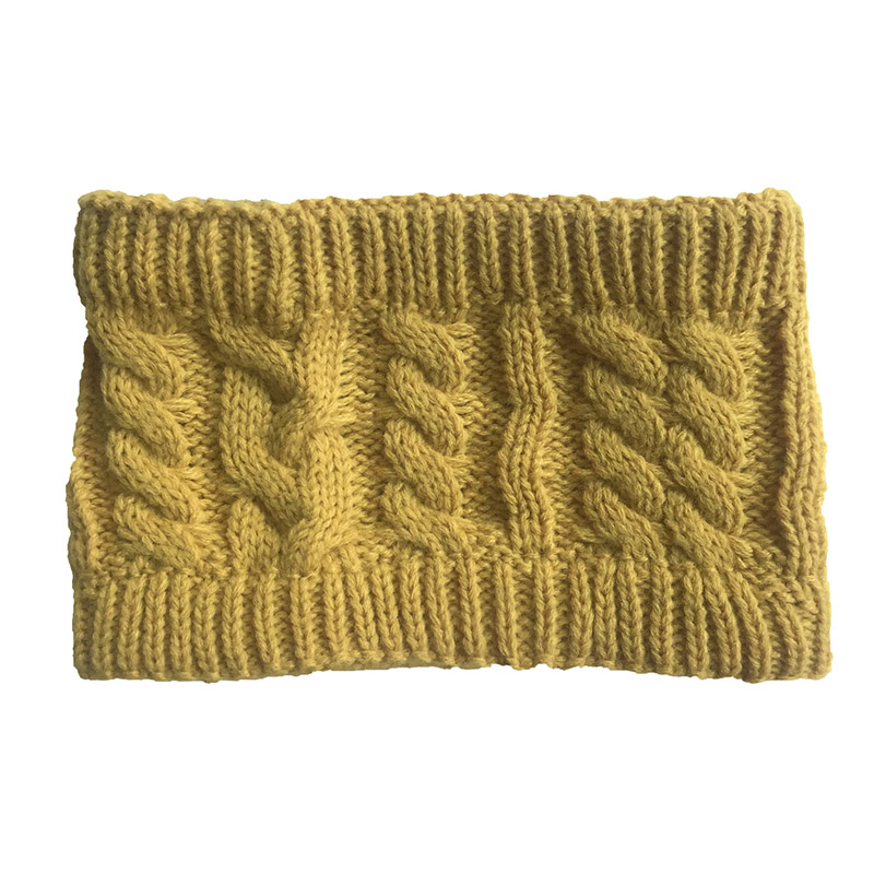 Women Winter Warm Messy Bun Ponytail Beanie Holey 2018 Brand New Girls Warmer Knitted Stretch Autumn Turban Cap Casquette CP0164 (7)