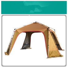 Wnnideo Tent Folding Gazebo Beach Canopy W/carry Bag
