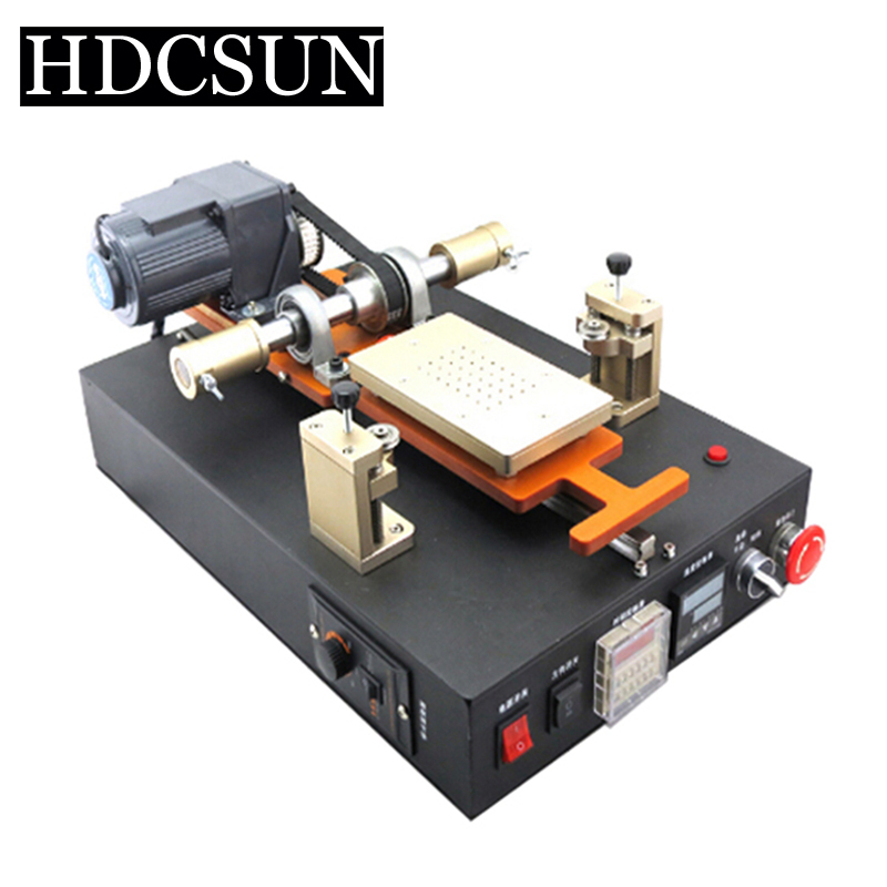 Automatic LCD Separator Built-in Vacuum Pump Semi Machine Touch Screen Repair For iPhone for Samsung professional ly 948v 2 semi automatic lcd separator machine oca screen separating machine with built in vaccum pump