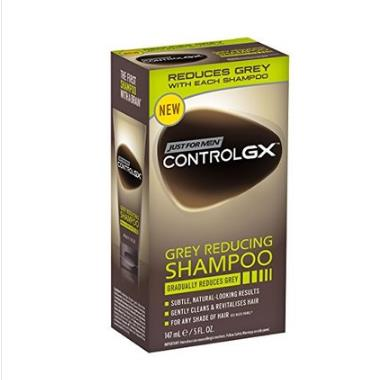 Just for Men Control GX Grey Reducing Shampoo 5 OZ цена