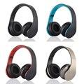LH-811 Bluetooth Inalámbrico Auriculares Auricular Plegable de Escritorio de Alta calidad para el Teléfono Inteligente