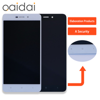 LCD Display Touch Screen For Xiaomi Redmi 4A 4 Pro Mobile Phone Digitizer Assembly Replacement Parts