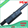 5200 mah 6 celdas de batería portátil para notebook asus a93 a93s a93sm A93SV A95 K93SM K93 K93S K93SM A95V A95VM K95 K95V K95VM serie
