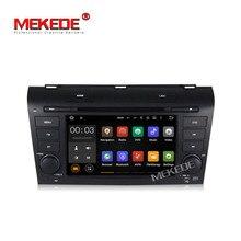 7-дюймовый 2din чистый андроид система 7,1 автомобиль gps DVD плеер для MAZDA3 с gps Navi, 4 г, wi-Fi, Bluetooth, Поддержка Ipod Радио aduio OBD2