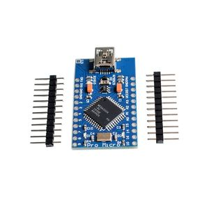 Mini USB ATmega32U4 Pro Micro 5V 16MHz Board Module For Arduino/Leonardo ATMega 32U4 Controller Pro-Micro Replace Pro Mini(China)