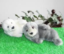 Simulation Of Marine Animals  Gray Seals Doll  Plush Toys  Monk Seal  Children'S Toys  Gifts