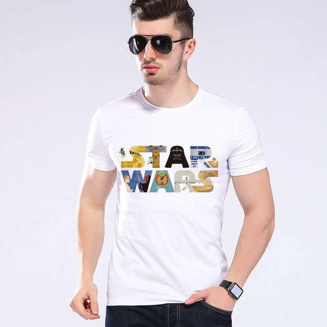 STAR WARS T-SHIRT (3 DESIGN)