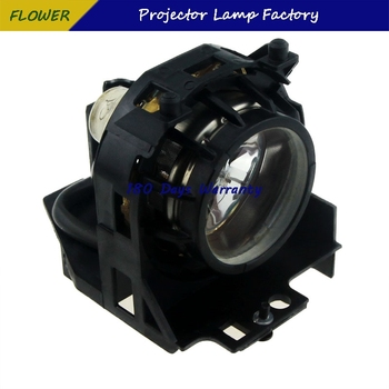 XIM Compatible  DT00621 Projector  Lamp with  Housing for HITACHI CP-S235/ CP-S235W/ HS900 Projectors цена 2017