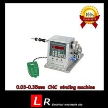 1 unid Diámetro 0.03-0.35mm CNC Bobinadora Máquina De Bobina de Bobina Electrónica FY-650