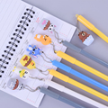 6 pcs/lot Beauty color gel pen statty sky pens set korean stationery office school supplies canetas escolar