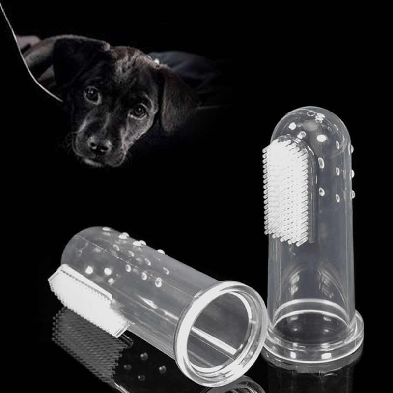 ขายร้อน Super สัตว์เลี้ยงแปรงสีฟันตุ๊กตาสุนัขแปรงนอกจากนี้ Bad Breath Tartar ดูแลฟันสุนัขแมวทำความสะอาดอุปกรณ์