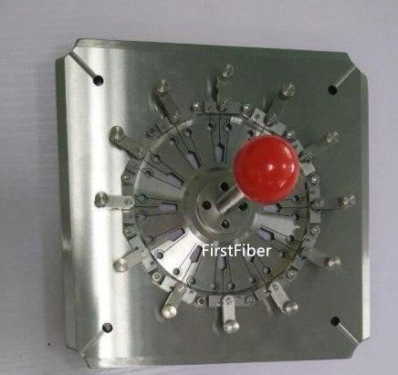 HFBR Connectors Polishing fixture with stand plate for ferrule length adjustingHFBR Connectors Polishing fixture with stand plate for ferrule length adjusting
