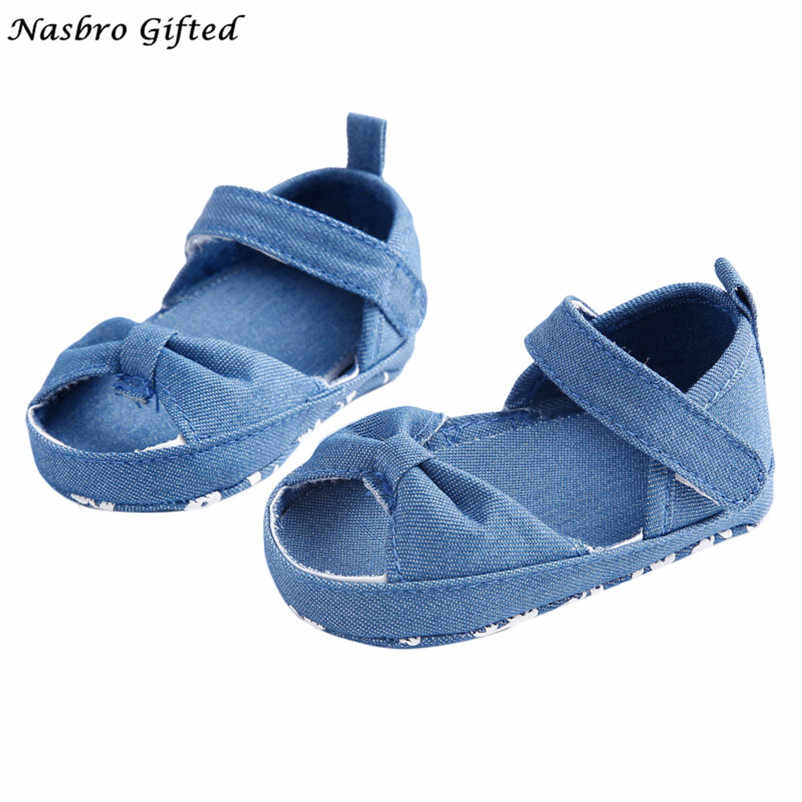 e4001b527e5 Detail Feedback Questions about Summer Baby Infant Kids Girl Soft Sole  Toddler Newborn Sandals Shoes New And High Quality Dropshipping Free  Shipping MM4 on ...