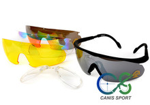 Outdoor Sports Glass Ballistic Goggle Army For Shooting Safety Goggles CL8-0002