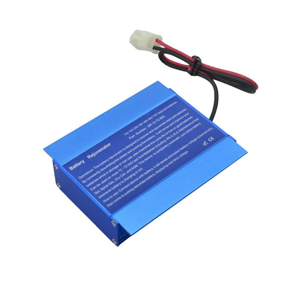 Image 4 - Golf cart buggy forklift battery desulfator desulphator  reconditioner for 12v 24v 36v 48v 60v 72v lead acid batteriesbattery  desulfator desulphatorbattery desulfatoracid battery