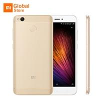 Original Xiaomi Redmi 4X 4 X Pro Mobile Phone 3GB RAM 32GB ROM Snapdragon 435 Octa Core 5.0