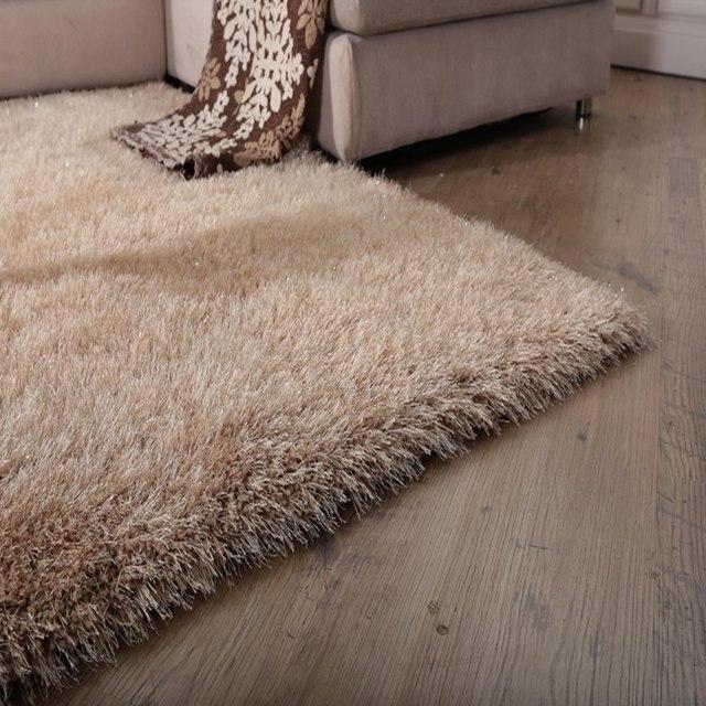 WINLIFE Soild Farbe Shaggy Teppiche Europäischen Stil Dekorieren Weiche  Teppiche Graceful Anti Skid Wohnzimmer/