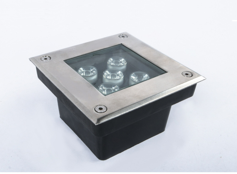 Lights & Lighting 10pcs/lot Ip67 Ac85~265v 3w 4w 5w 6w Led Waterproof Led Underground Light Ground Garden Path Floor Outdoor Catalogues Will Be Sent Upon Request