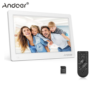 Andoer 11.6″ Digital Photo Frame FHD 1920*1080 IPS Screen Support Calendar Clock MP3 Video Player with 8GB Memory Card