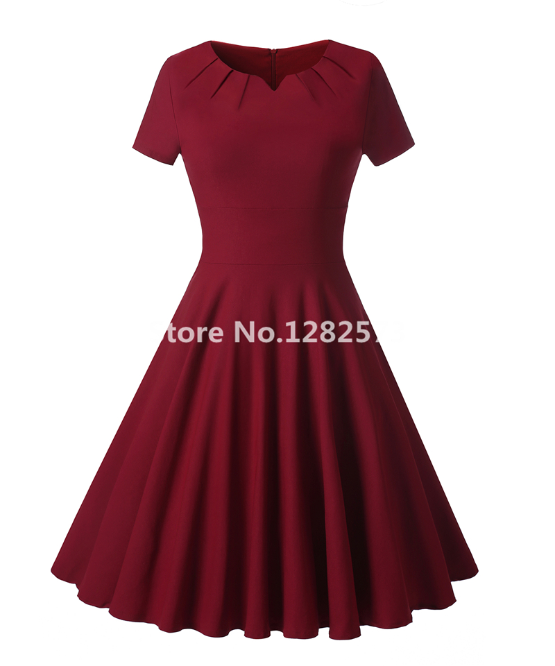 caa5469f1cd88 US $46.6 |In Stock Cheap Simple Cocktail Dresses Short Sleeve Elegant  Homecoming Dress Knee Length Fancy Formal Dress Green Prom Gown-in Cocktail  ...