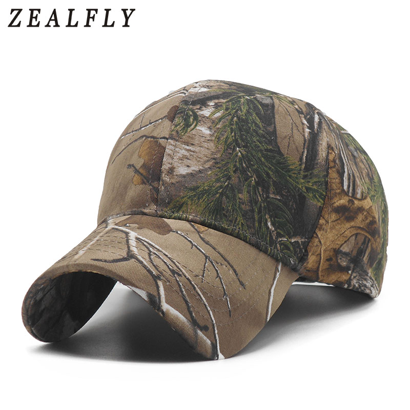 Fishing Cap Men 100% Cotton Camo Baseball Caps Browning Tactical Cap Outdoor  Hunting Hat Camouflage -in Baseball Caps from Apparel Accessories on ... 3c59700962d2