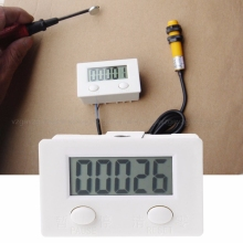 5 Digit Digital Electronic Counter Puncher Magnetic  Inductive Proximity Switch JUN16 dropship