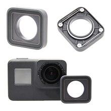 Lente de la Cámara de vidrio para GOPRO Hero7 6 5 protector impermeable cubierta de lente de repuesto lente UV