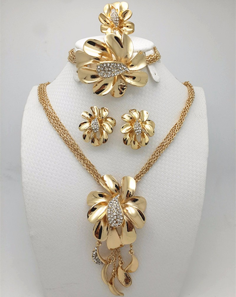 Buy 2016 top exquisite dubai jewelry set for Buying jewelry on aliexpress