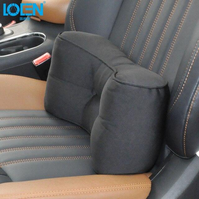 LOEN Multifunction Car Seat Lumbar Cushion Pillows Support Memory ...