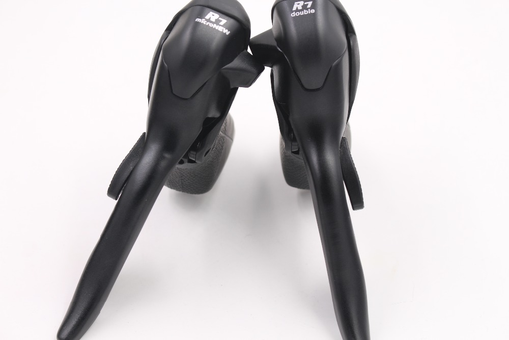 Dual Control Levers microSHIFT 7 Speed Shifters SB-R473(3X7) Bicycle Derailleur Accessories Parts Compatible for Shimano microshift sb r472 sb r473 14 21 speed shifters double chain sti lever set road bike bicycle derailleur compatible for shimano