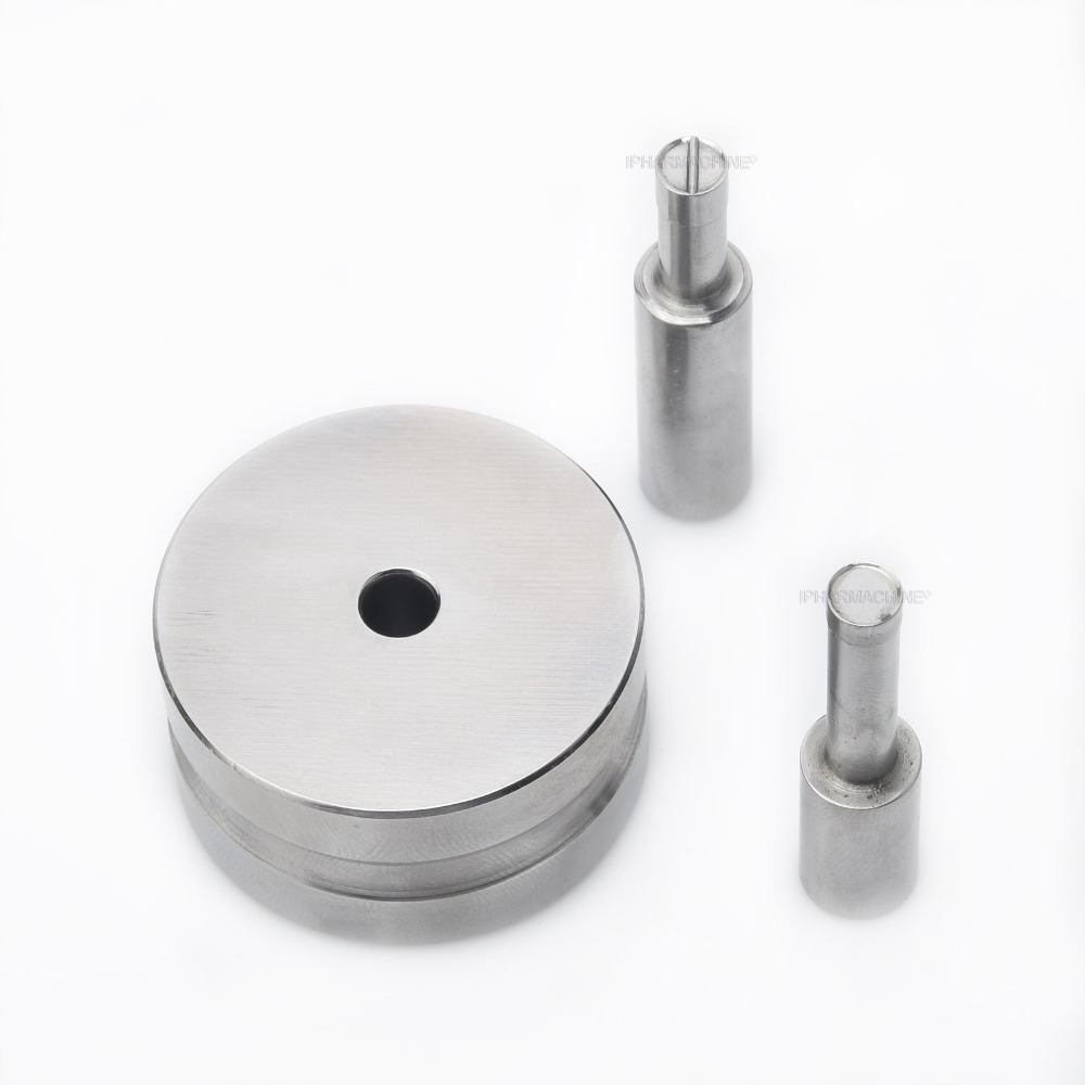 TDP-0/1.5T12MM Blank Middle Line pill Stamp Circle Round Die Molds Pill Press Mold/ Mould for Single Punch Tablet Press Machine 10 7 10 7mm heart shape stamp die molds die punchers die mould for punch tablet press machine tdp 1 5 0