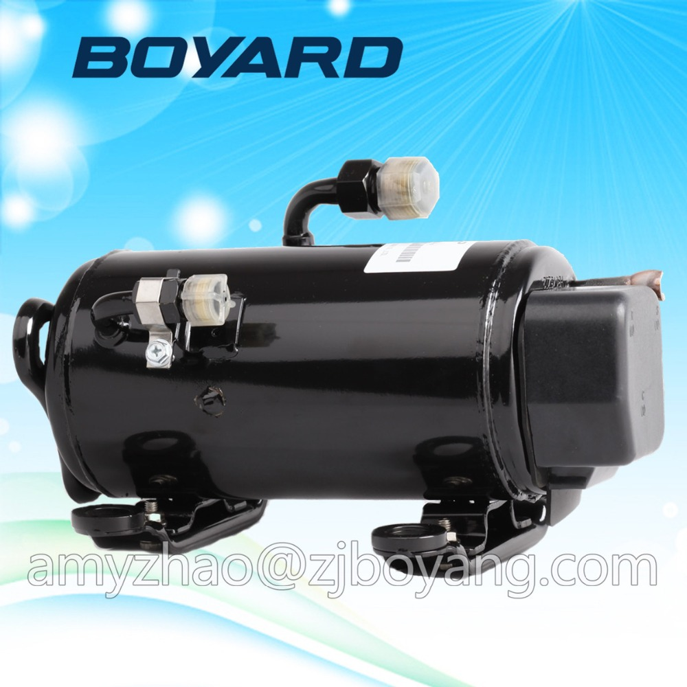 boyard 12v compressor r134a for portable 12v air conditioner unit made in china boyard 12 24v compressor of portable air conditioner for cars portable freezer portable drink cooler