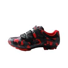 TIEBAO новая обувь для горного велосипеда уличная гоночная обувь для горного велоспорта профессиональные мужские MTB велосипедные туфли SPD Cleat велосипедная обувь S1719