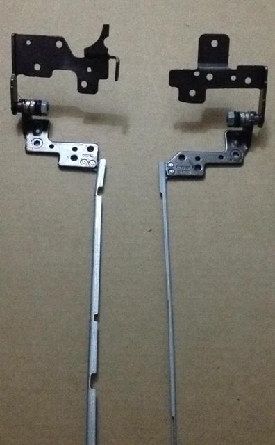 Atacado novo laptop tela lcd dobradiças esquerda direita para hp 15-g 15-h 15-r 15-g003 15-r011 am14d000100 am14d000200 frete grátis
