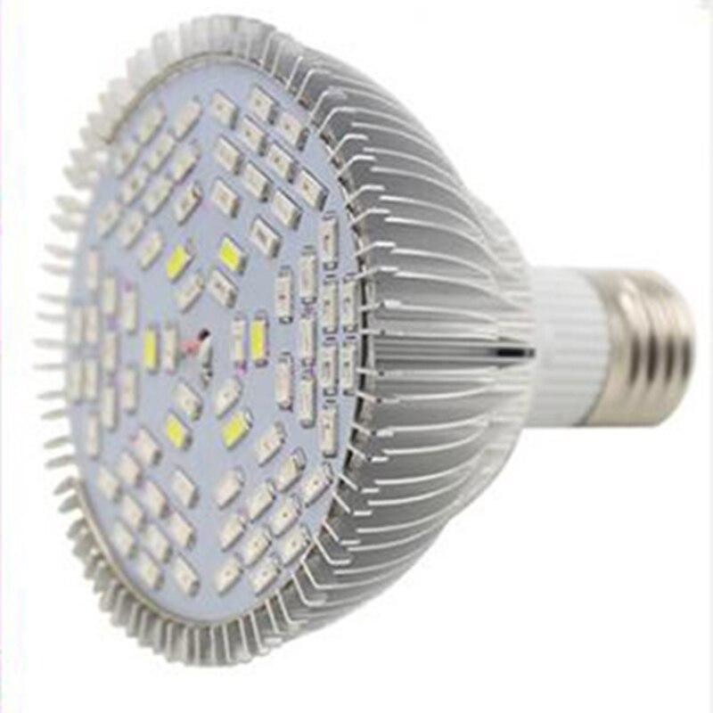 Tam Spektrli LED böyümək yüngül 40-120 metrlik E27 Bitki - Professional işıqlandırma məhsulları - Fotoqrafiya 5