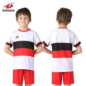 Zhouka Kids Football Jerseys S