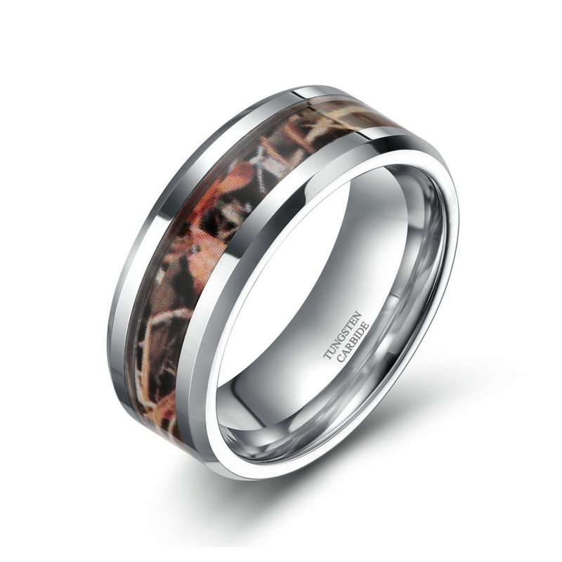 Online get cheap camo wedding rings aliexpresscom for Camo mens wedding rings