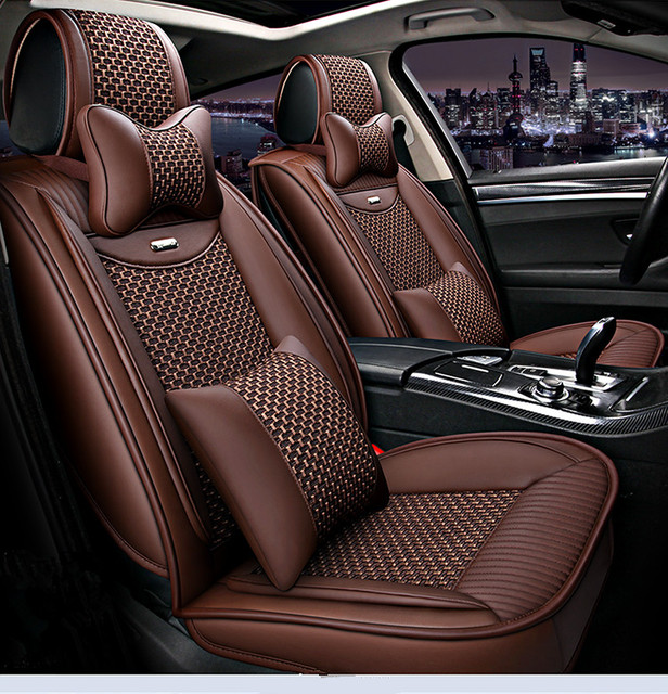 Best Quality Full Set Car Seat Covers For New Subaru Xv 2018