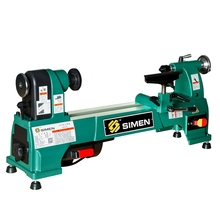 750W speed control woodworking machine H0624 lathe woodworking lathe woodworking engine