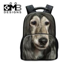 Dog Felt Backpack School Bags (9)