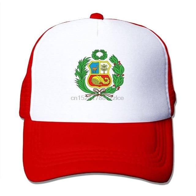 Impresión de encargo gorra de béisbol Hip Hop gorra de Perú bandera de los  hombres de 0b5f4cf55e9