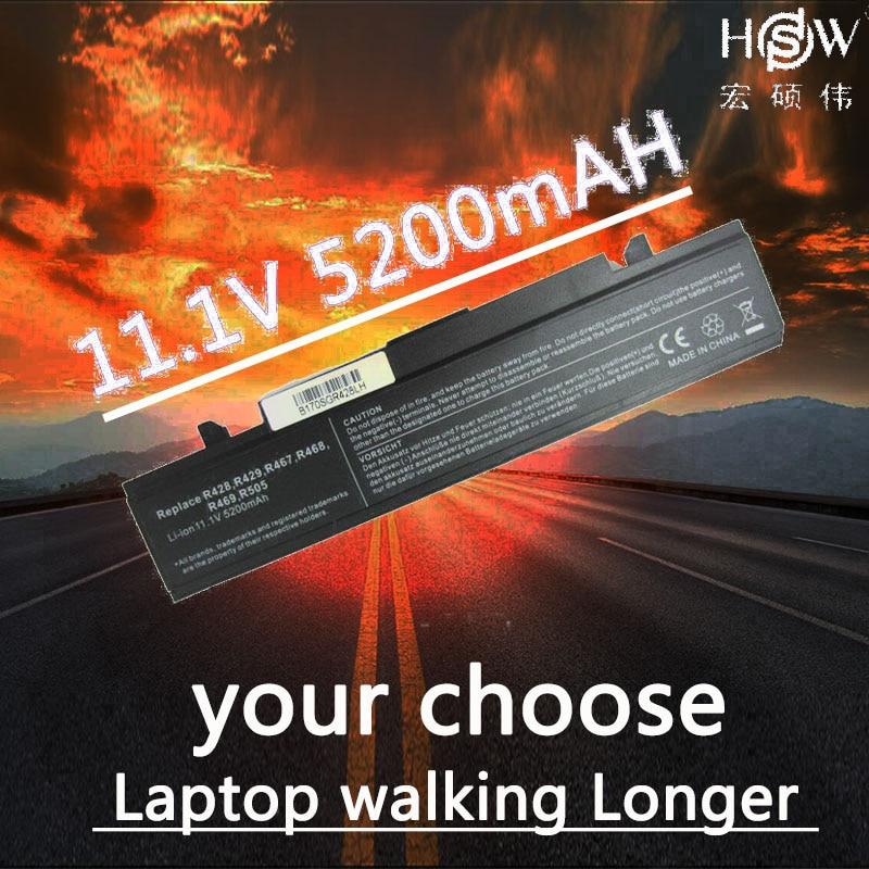 HSW 6cells AA-PB9NC6B OEM Laptop Battery for SAMSUNG R540 R530 RV520 R528 RV511 NP300 R525 R425 RC530 R580 AA-PB9NC6W AA-PB9NS6B цена