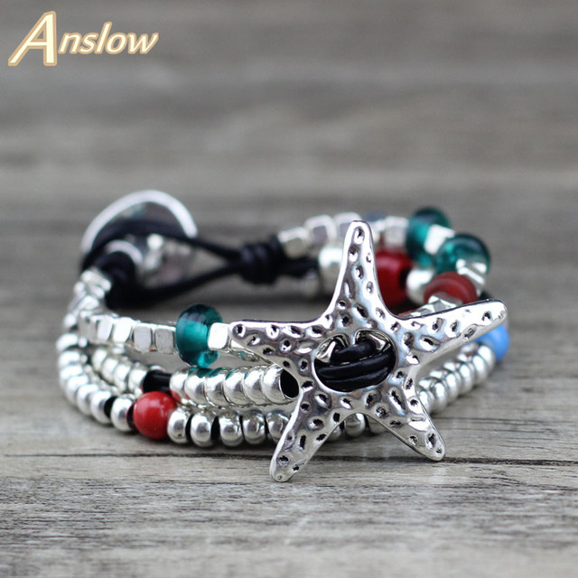 Anslow Brand New Caldo di Vendita di Sconto Promozione Argento Placcato Unico A